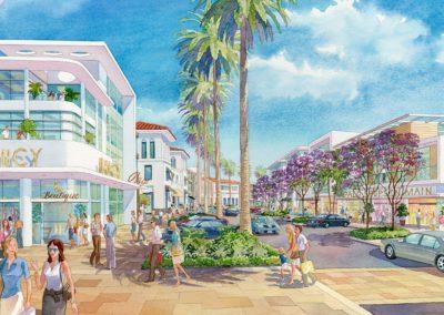palm beach mall view