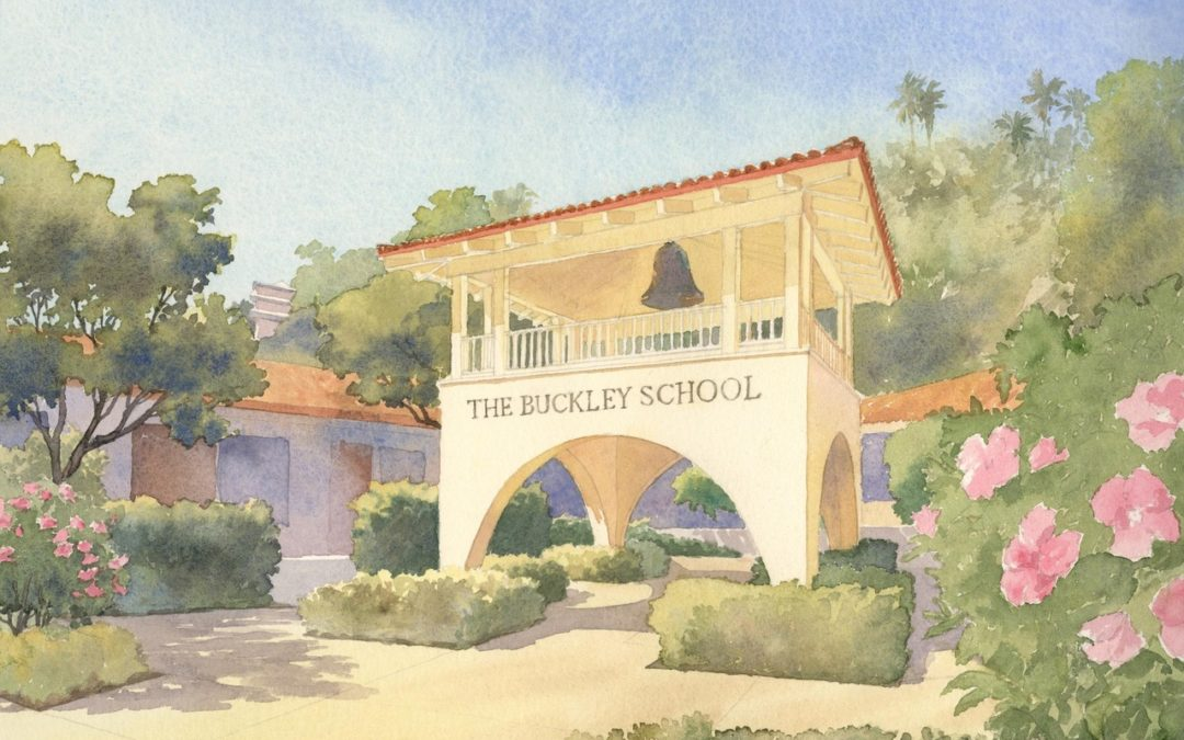Fundraiser Gift Watercolor Paintings