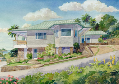 Private Residence, Kailua, Hawaii