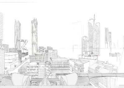 Design for New York future buildings.