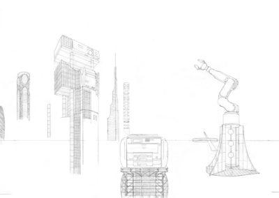 Tokyo visual development