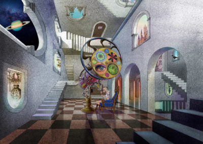 Escher Vision concept art